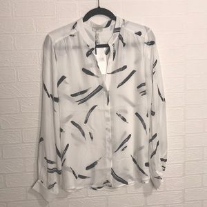 Brand new Joie Silk Blouse
